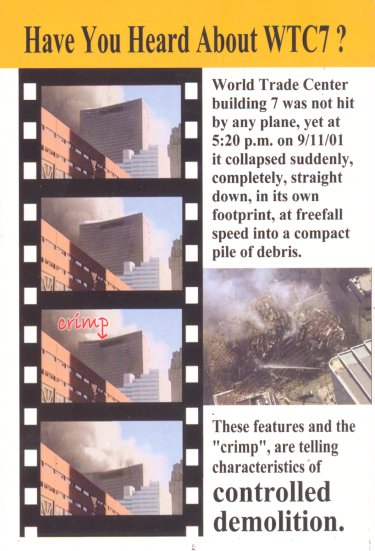Never Heard About WTC Building Number 7? Well, You WILL Now ...